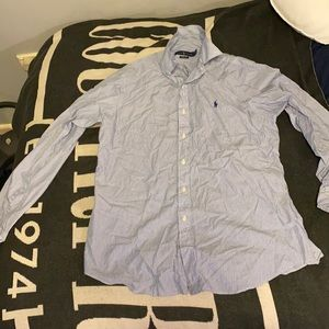 Large Ralph Lauren dress shirt